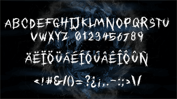 halloween-party-font