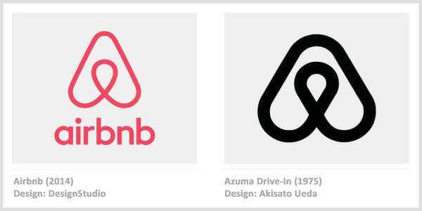 Airbnb vs. Azuma Drive-In - Popular Company Logos