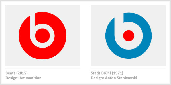Beats vs. Stadt Bruhl - Popular Company Logos