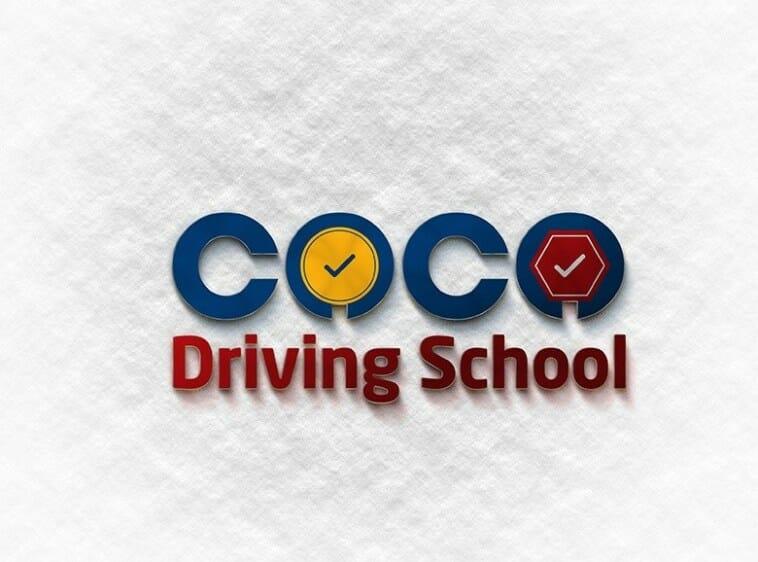 Coco Driving School Logos