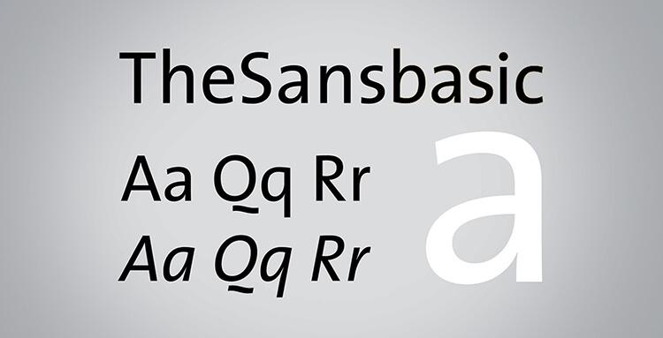 TheSans Basic