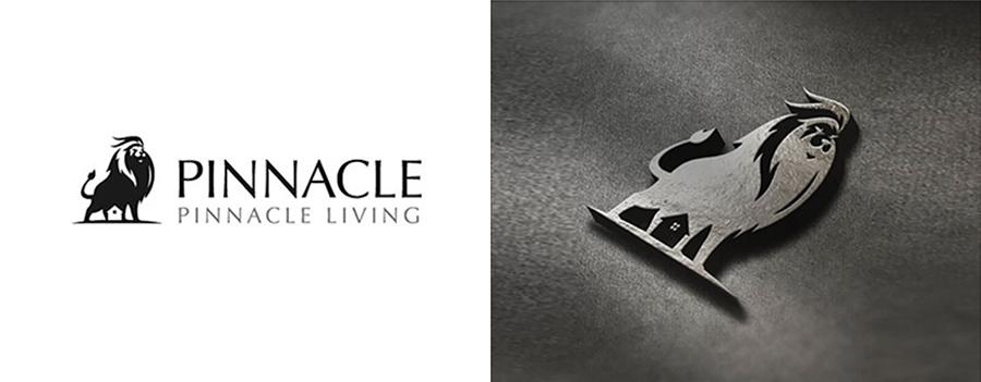 Pinnacle Living - Realistic Mockups