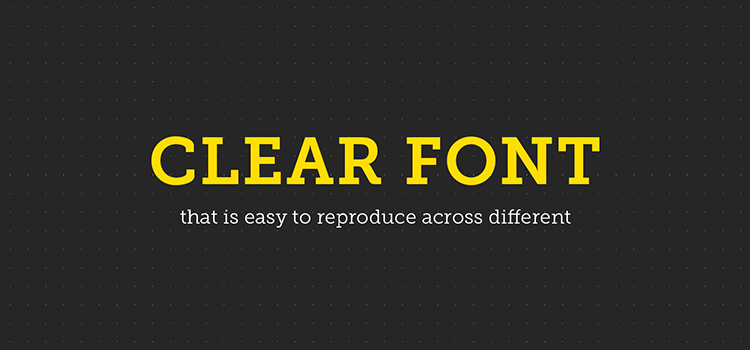 clear-fonts