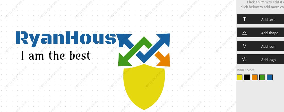 Design Own Logo Free Online