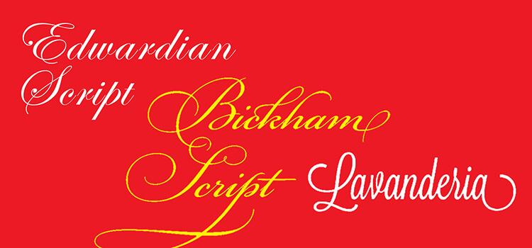 edwardian-script