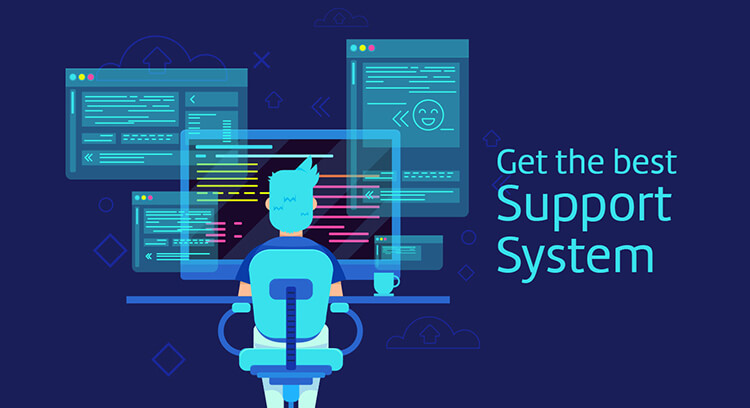 Get the best support system