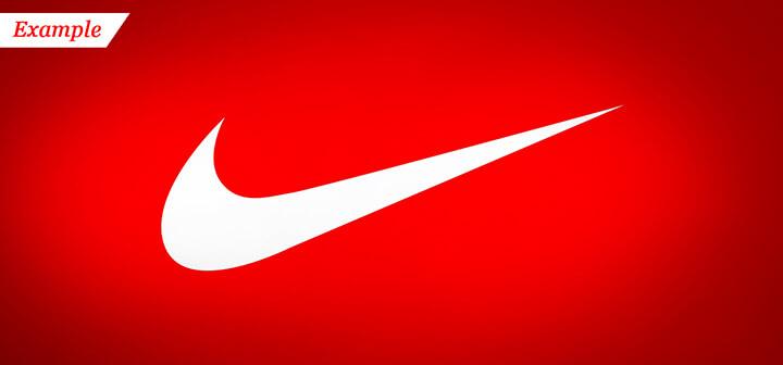 Nike Logo  - Branding vs Identity