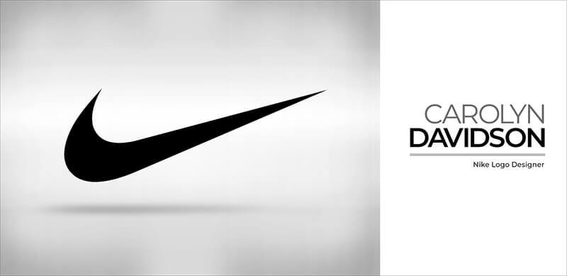 Carolyn Davidson (Nike logo)