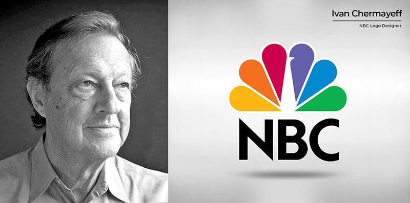 Ivan Chermayeff (NBC logo)