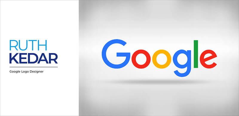 Ruth Kedar (Google logo)