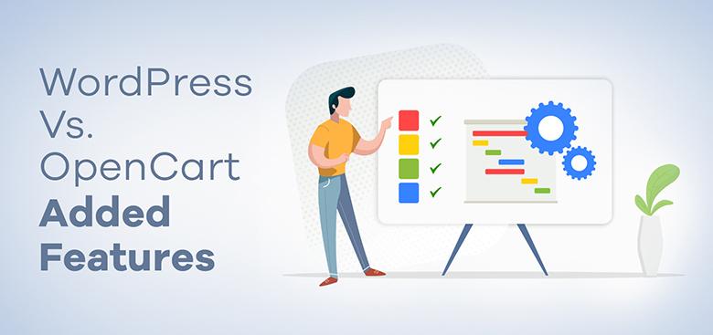 WordPress Vs. OpenCart Added Features