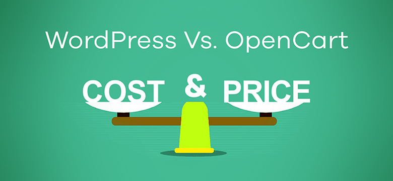 WordPress Vs. OpenCart Cost Price