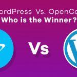 Wordpress vs Opencart