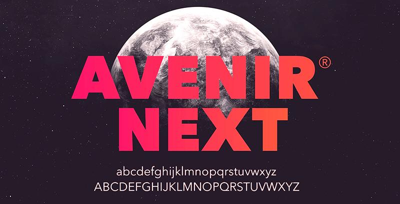 Avenir Next
