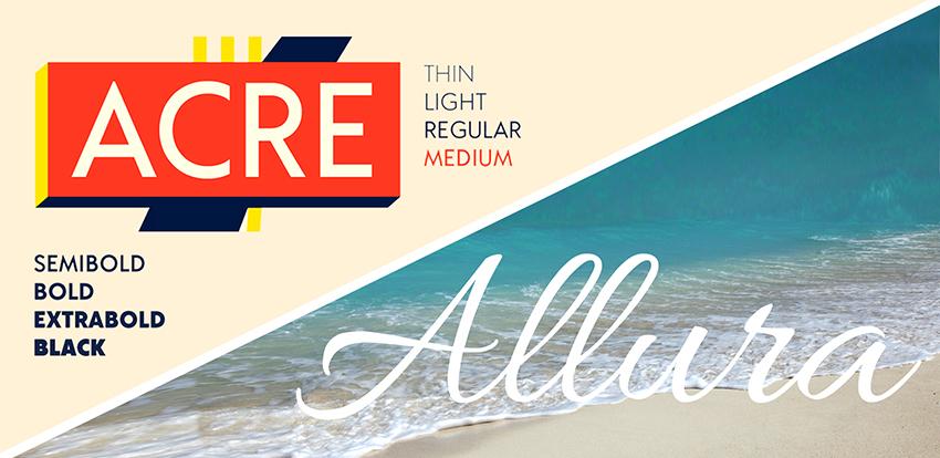 Acre and Allura