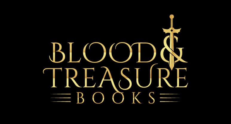 Blood and treasure books