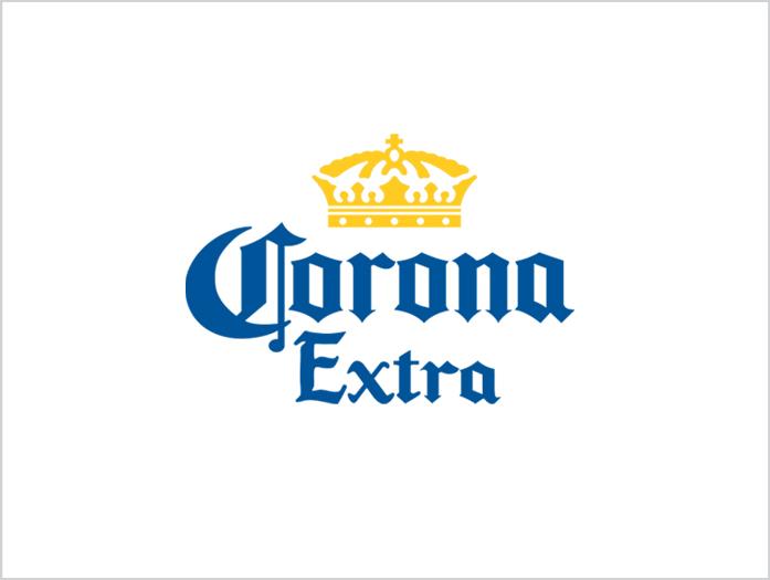Corona Extra Logo Before