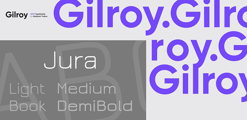 Gilroy and Jura