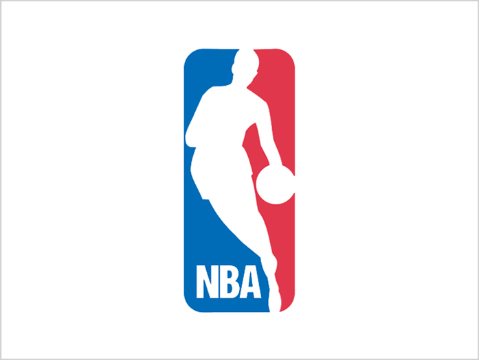 NBA Logo Before