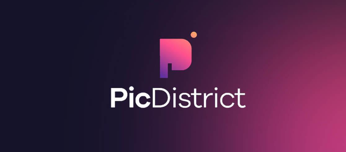 Pic district Logo