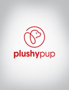 Plushy pup