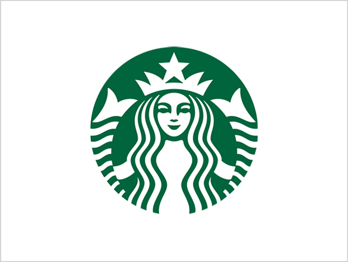 Starbucks Logo Before
