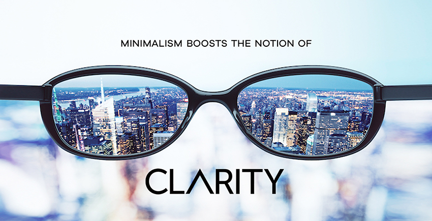 Boosts the notion of clarity