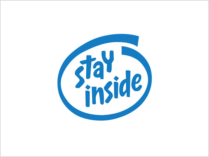 Intel Logo Should look like after COVID19