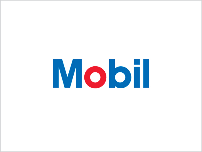 Mobil Logo Before