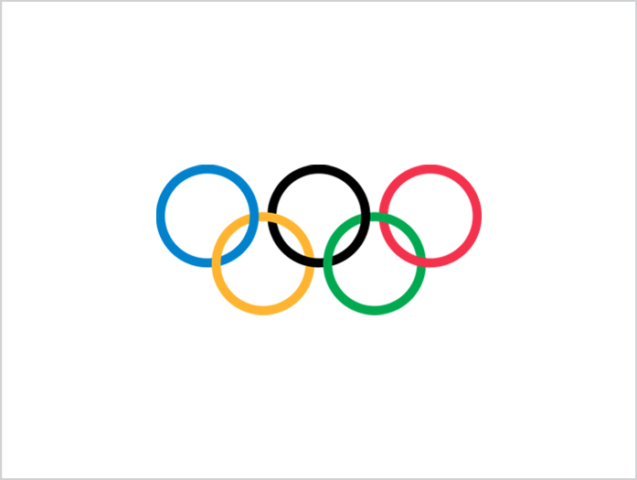 Olympics Logo Before