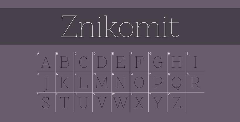 Znikomit by Grzegorz Luk
