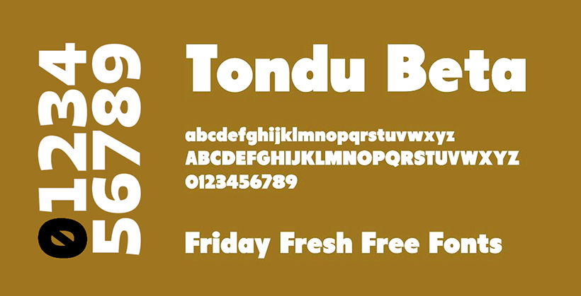 Tondu Beta by The Northern Block