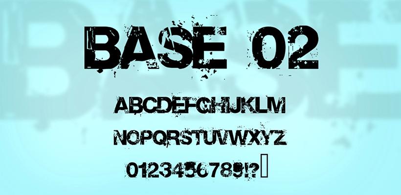 Base - Fonts For Designers