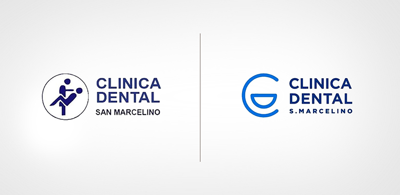 Clinica Dental San Marcelino Logo