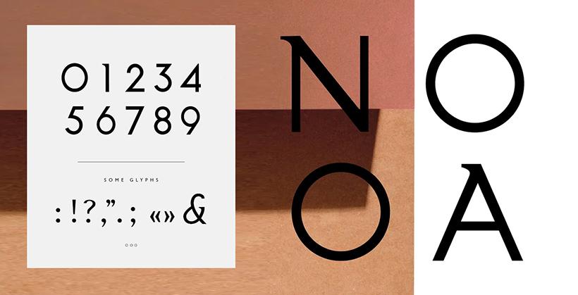NOOA by Antoine Pilette
