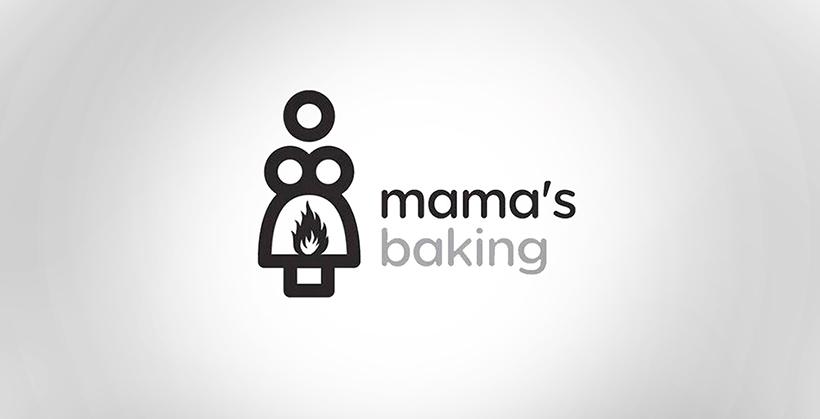 Mama's baking