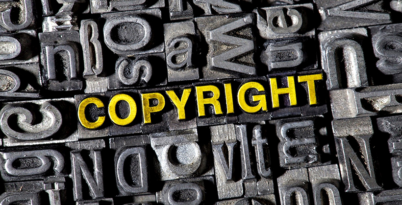 Copyright issues ahead