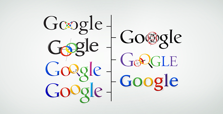 Google logo designs were Kedar's