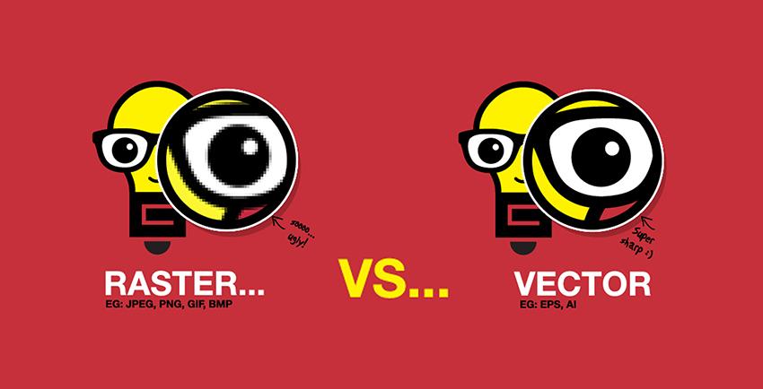 Vector v Raster