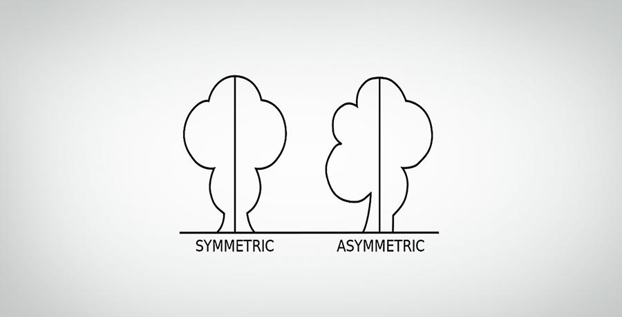 Balanced element