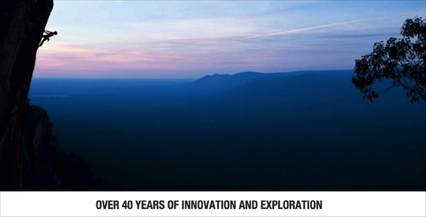 Over 40 Years Of Innovation and Exploration