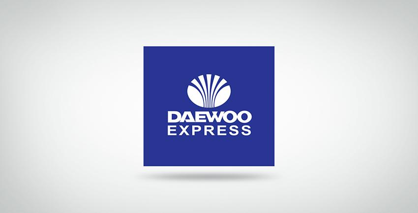 Daewoo Express Logo