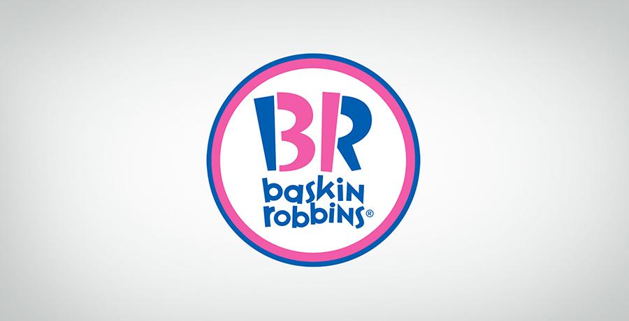 Logo of Baskin Robbins