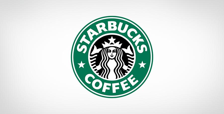 1992 Starbucks Coffee Logo