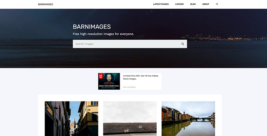 Barnimages.com - Free Images to Use
