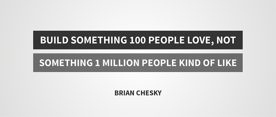Brand Quote by Brian Chesky