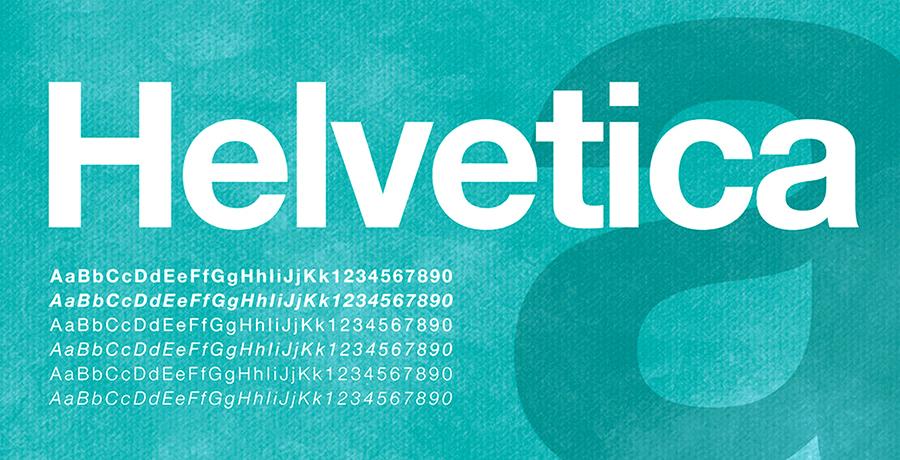 Helvetica - Font Creators