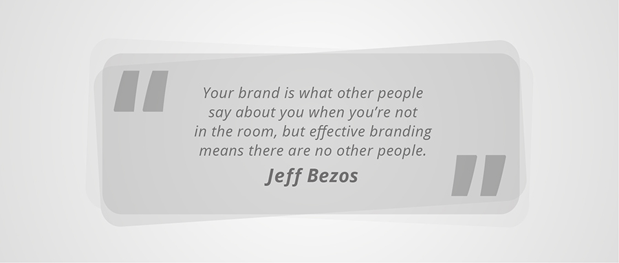 Brand Quote by Jefff Bezos