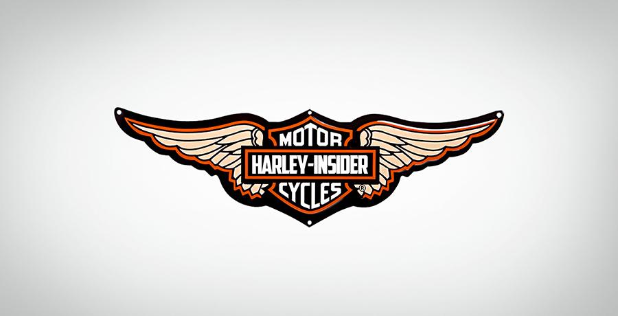Harled-Insider Motor Cycles Logo