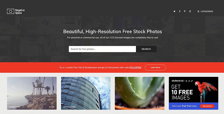 Public Domain Images - Negativespace.co